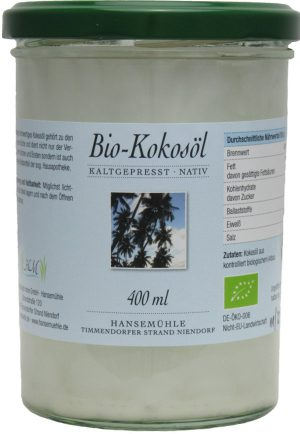 Bio Kokosöl 400ml