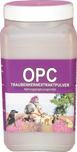 OPC-Pulver Shop